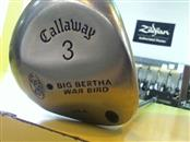 CALLAWAY Fairway - Hybrid BIG BERTHA WAR BIRD 3